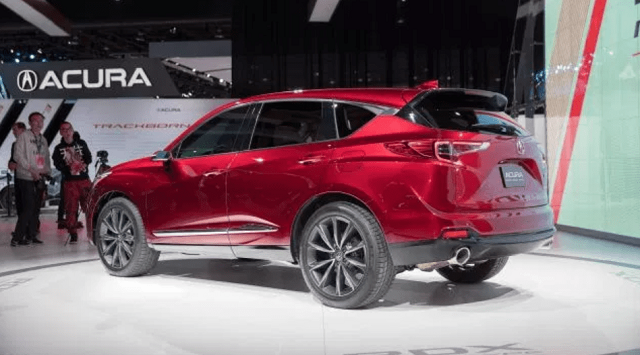 2020 Acura RDX Hybrid, Colors, V6 >> 2020 Acura Rdx Hybrid Colors V6 2020 Best Suv Models