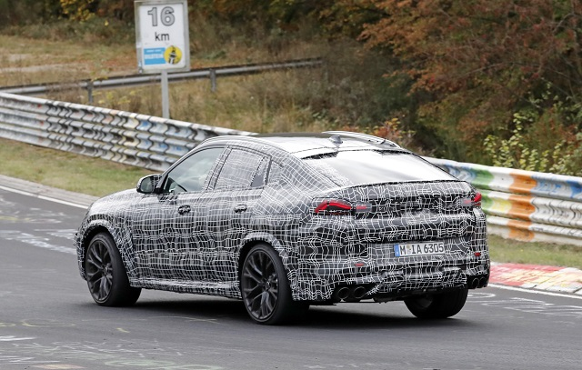 2021 BMW X6 M To Cost More Than $110k [Spy Photos] >> 2020 Bmw X6 And X6 M Redesign Spy Photos And Specs 2020 Best Suv