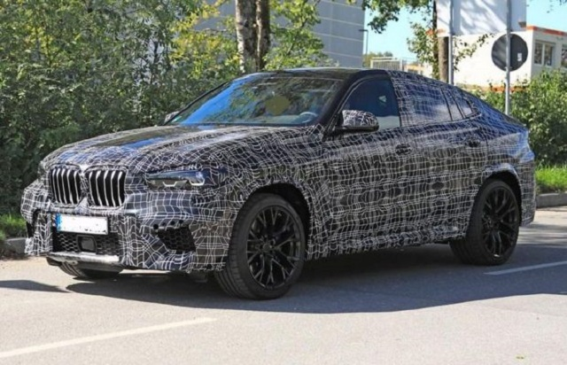 2021 BMW X6 M To Cost More Than $110k [Spy Photos] >> 2020 Bmw X6 And X6 M Redesign Spy Photos And Specs 2020