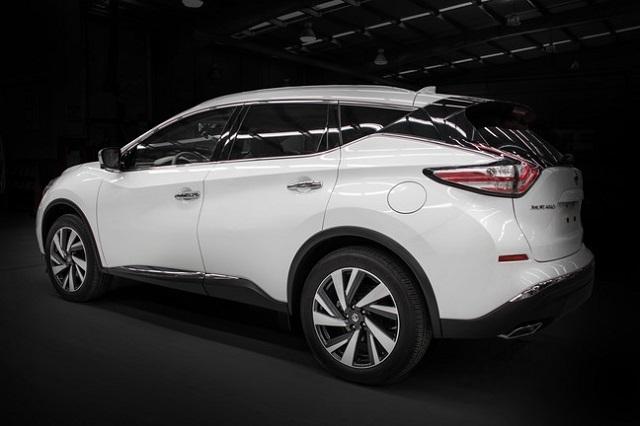 2020 Nissan Murano Platinum, Interior, Redesign >> 2020 Nissan Murano Platinum Interior Redesign 2020 Best