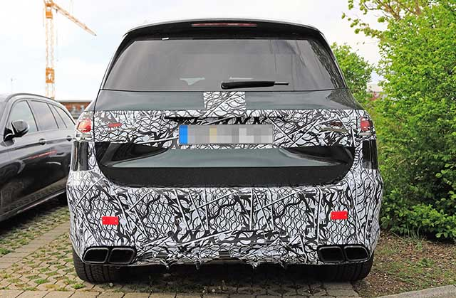 2021 Mercedes-AMG GLS 63 New Spy Photos Available >> 2021 Mercedes Amg Gls 63 New Spy Photos Available 2020 Best Suv Models