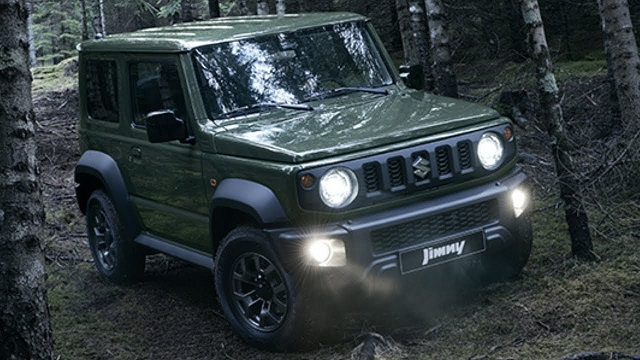 2020 Suzuki Jimny One Of The Best Non-US Off-Roaders >> 2020 Suzuki Jimny One Of The Best Non Us Off Roaders Upcoming New