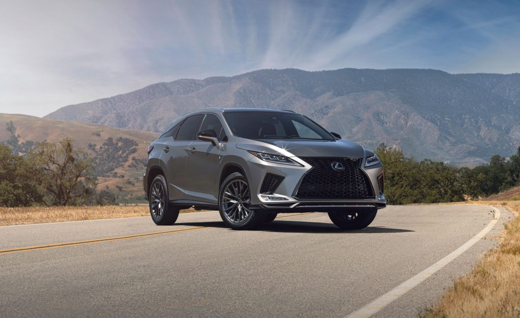 2021 Lexus RX 350 Redesign, Mechanical Update - 2020-2021 ...